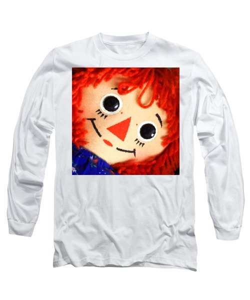 Raggedy Ann Long Sleeve T-Shirt