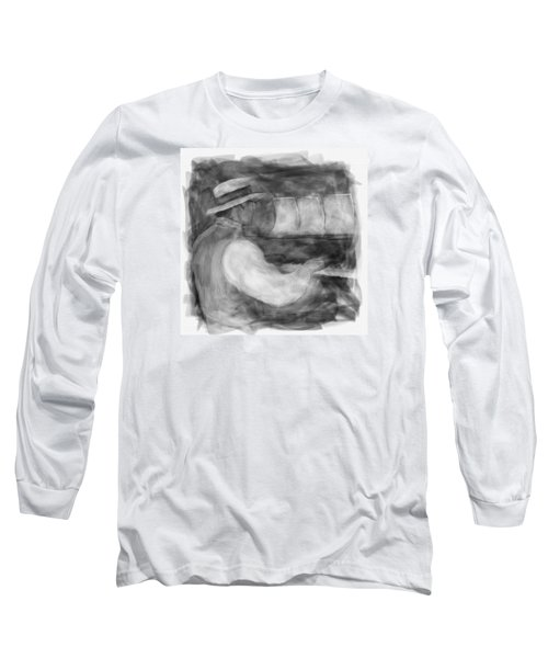 Ragtime Blues Long Sleeve T-Shirt