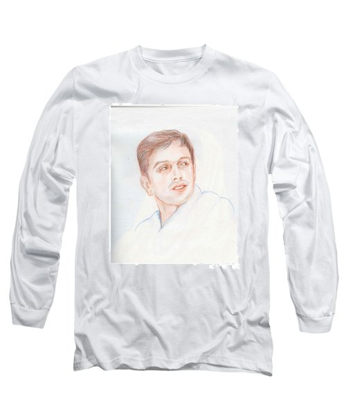 Rahul Dravid  Indian Cricketer Long Sleeve T-Shirt