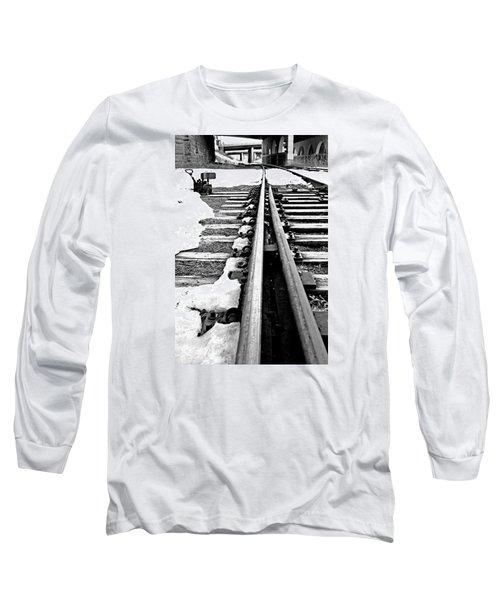 Rail Yard Switch Long Sleeve T-Shirt