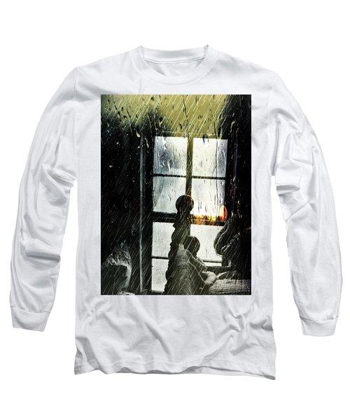 Rain In My Heart Long Sleeve T-Shirt