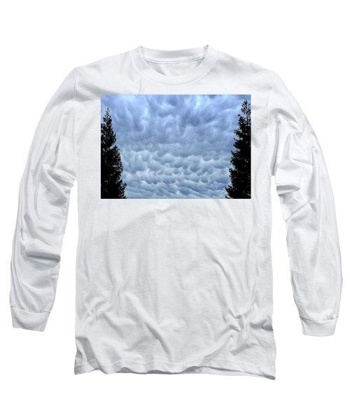 Rain Warning Long Sleeve T-Shirt