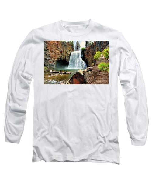 Rainbow Falls 15 Long Sleeve T-Shirt