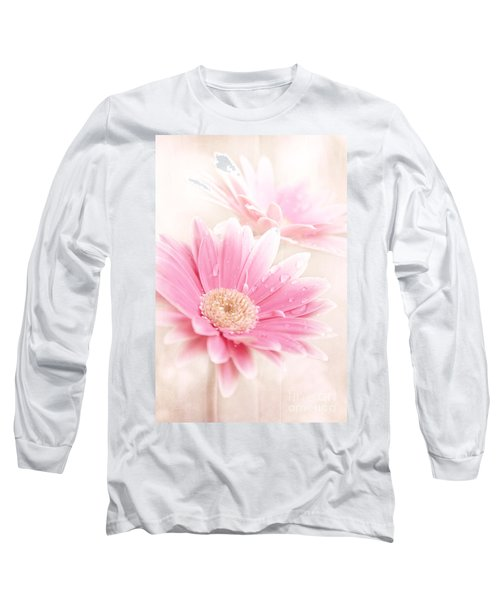Raining Petals Long Sleeve T-Shirt