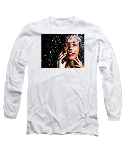 Rainning Long Sleeve T-Shirt