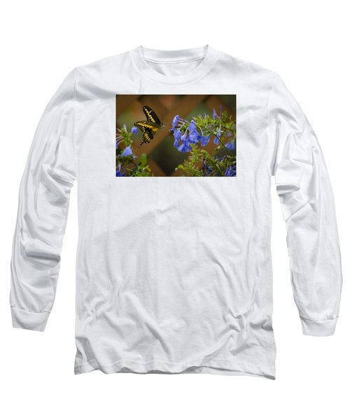 Rainy Day Lunch Long Sleeve T-Shirt