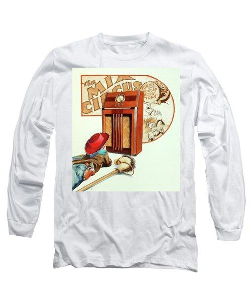 Raised On The Radio 2 Long Sleeve T-Shirt