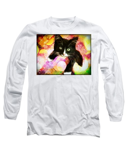 Rama The Miracle Cat Long Sleeve T-Shirt