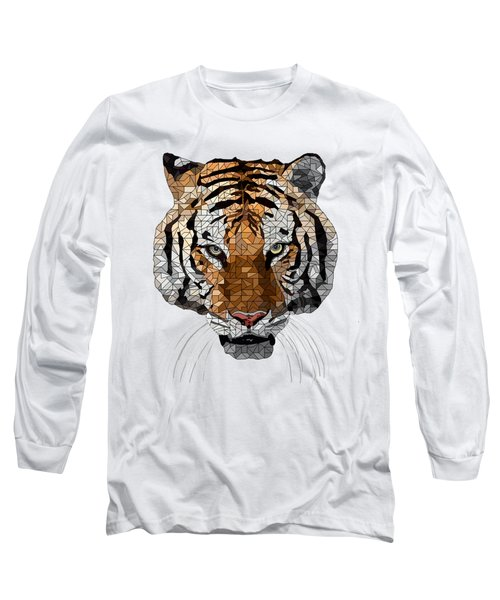 Rama The Tiger Long Sleeve T-Shirt