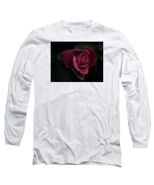 Rambling Rose Long Sleeve T-Shirt