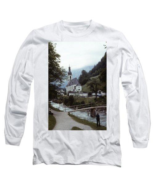 Ramsau Church Long Sleeve T-Shirt