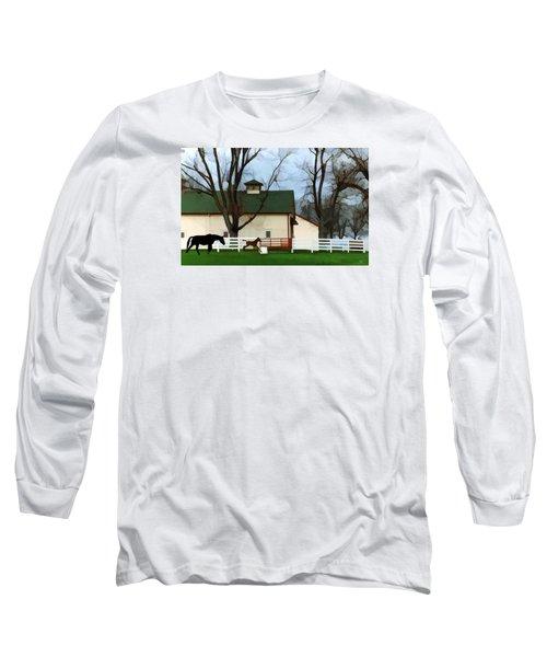 Ramsey Farm Long Sleeve T-Shirt