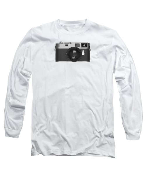 Long Sleeve T-Shirt featuring the photograph Rangefinder Camera by Setsiri Silapasuwanchai