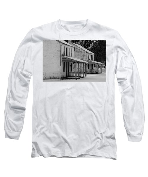 Rangers Quarters Long Sleeve T-Shirt