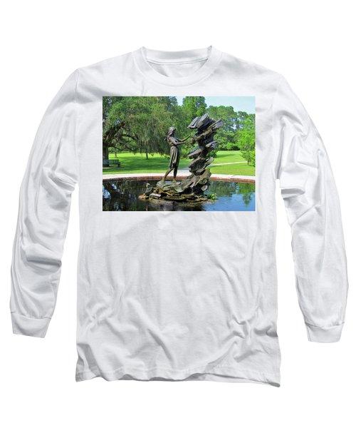 Raphell Long Sleeve T-Shirt