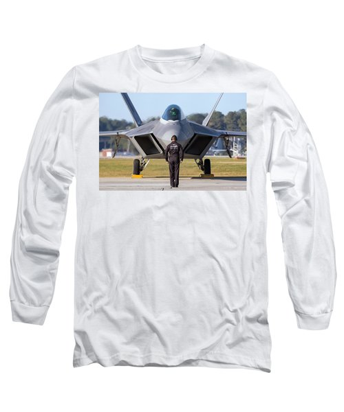 Raptor Handler II Long Sleeve T-Shirt