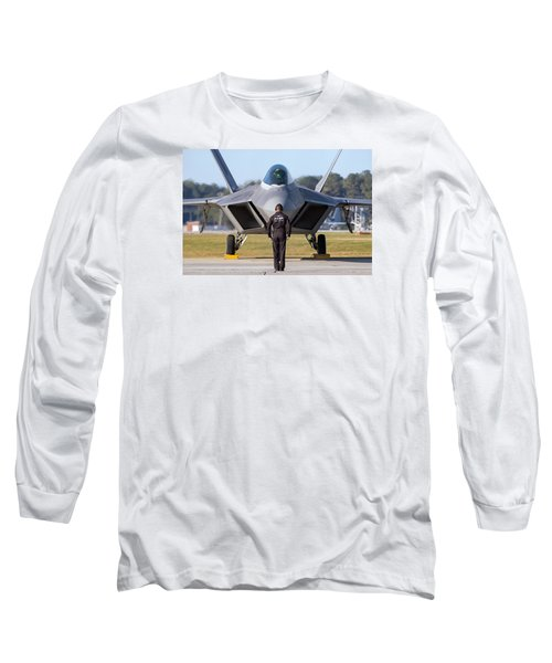 Raptor Handler II Long Sleeve T-Shirt