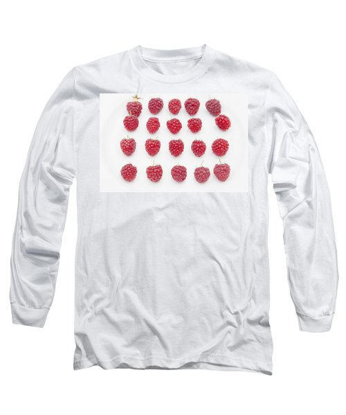 Raspberry Long Sleeve T-Shirt