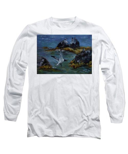 Re-tern-ing Home Long Sleeve T-Shirt