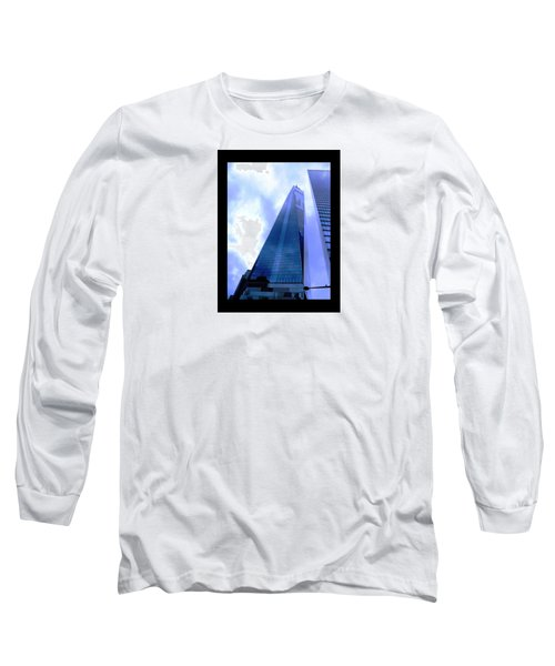 Reach For The Sky. Long Sleeve T-Shirt by Steve Godleski