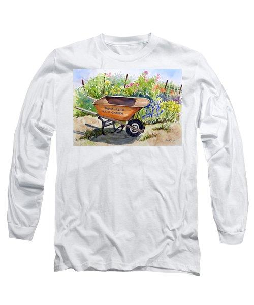 Ready At The Main Garden Long Sleeve T-Shirt