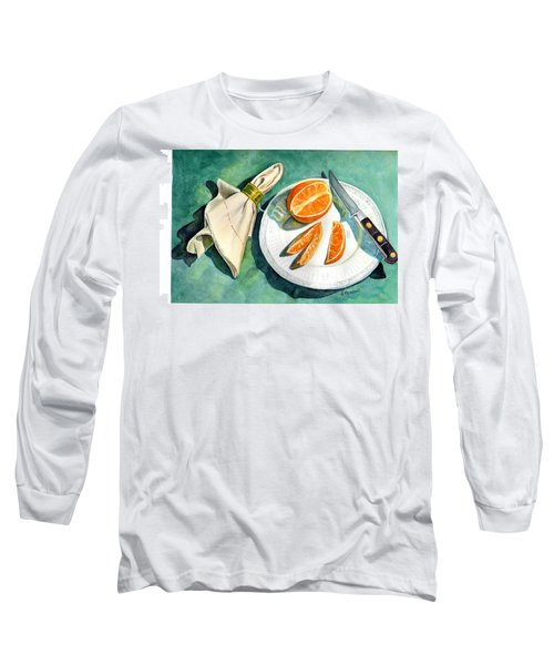 Ready For A Snack Long Sleeve T-Shirt