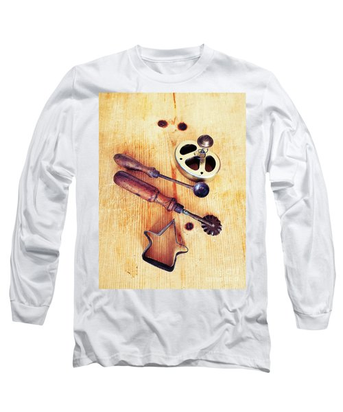 Ready For Baking Long Sleeve T-Shirt