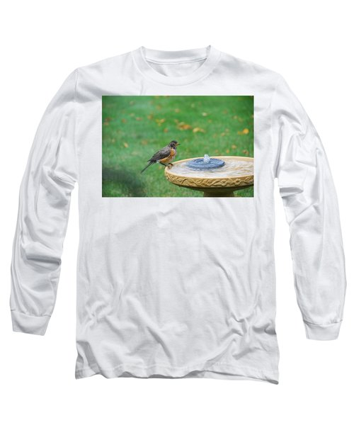 Ready To Jump In Long Sleeve T-Shirt
