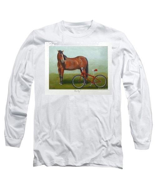 Really? Long Sleeve T-Shirt