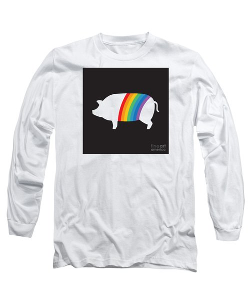 Rebranding Long Sleeve T-Shirt