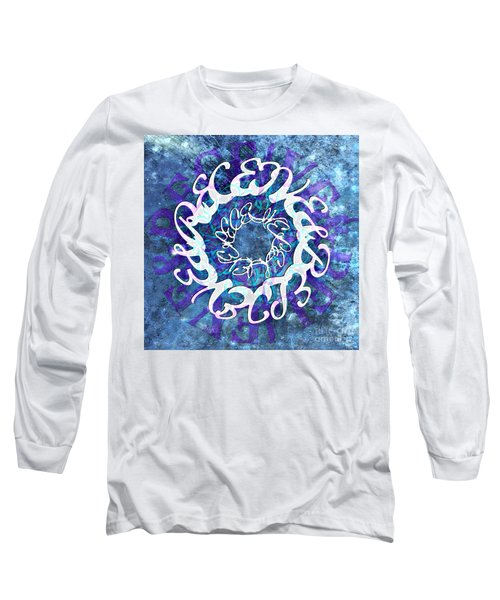 Receive And Believe Squared Long Sleeve T-Shirt