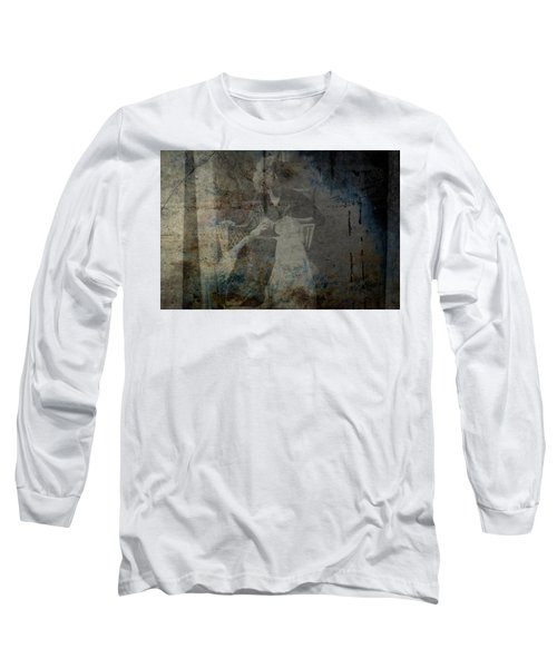 Recurring Long Sleeve T-Shirt by Mark Ross