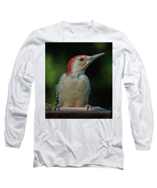 Long Sleeve T-Shirt featuring the photograph Red At Sunrise by Jim Moore