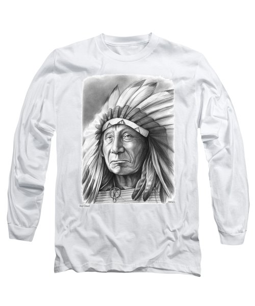 Red Cloud Long Sleeve T-Shirt