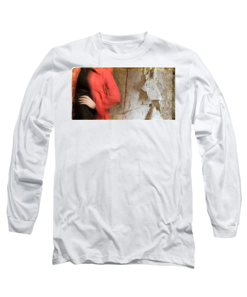 Red Coat #4820 Long Sleeve T-Shirt
