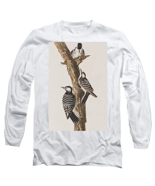 Red-cockaded Woodpecker Long Sleeve T-Shirt