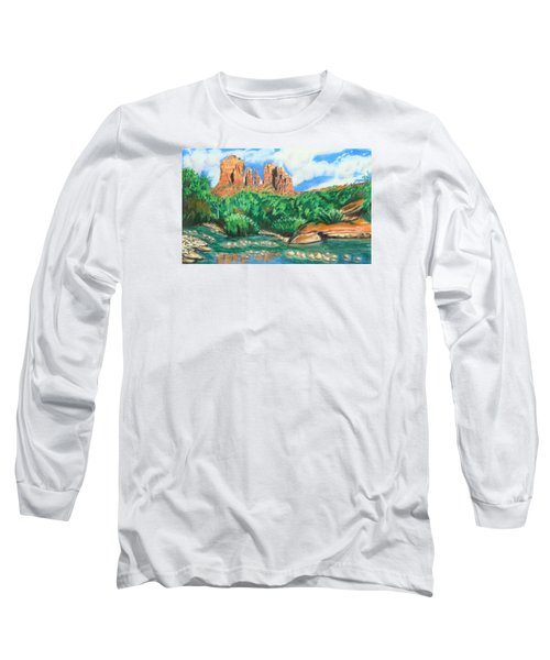 Red Rock Crossing Long Sleeve T-Shirt