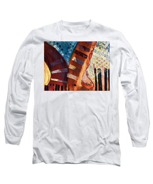 Red Series 4 Long Sleeve T-Shirt