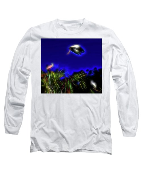 Redemption Long Sleeve T-Shirt by William Horden