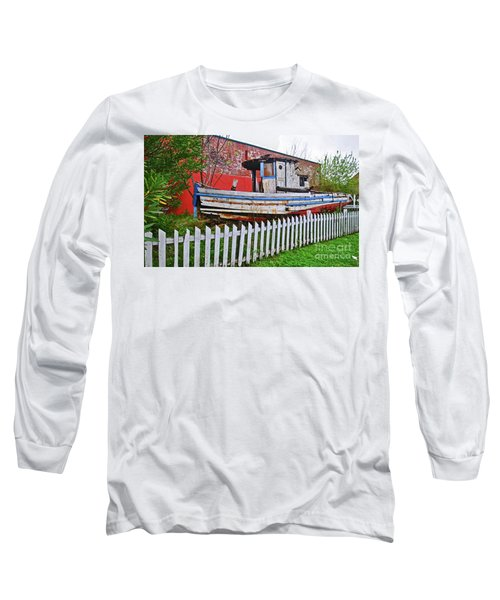 Redneck Dry Dock Long Sleeve T-Shirt