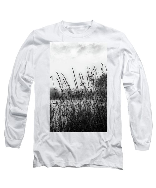 Reeds Of Black Long Sleeve T-Shirt