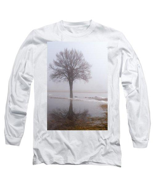 Reflecting Tree Long Sleeve T-Shirt