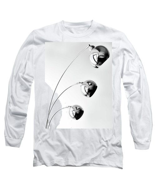 Reflection And Refraction 2 Long Sleeve T-Shirt by Alex Galkin