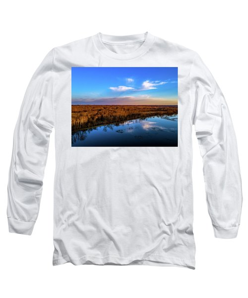 Reflection Pool Long Sleeve T-Shirt