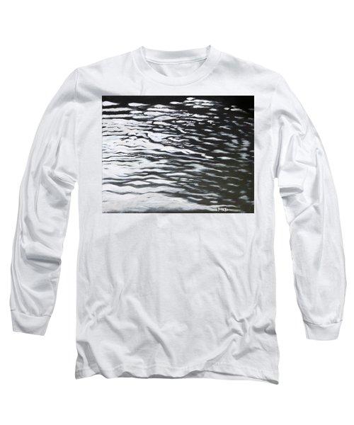 Reflections Long Sleeve T-Shirt by Antonio Romero