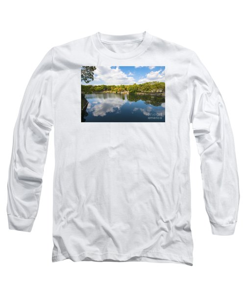 Long Sleeve T-Shirt featuring the photograph Reflections by Pravine Chester