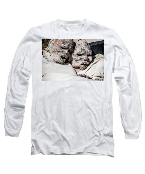 Refuges  Long Sleeve T-Shirt