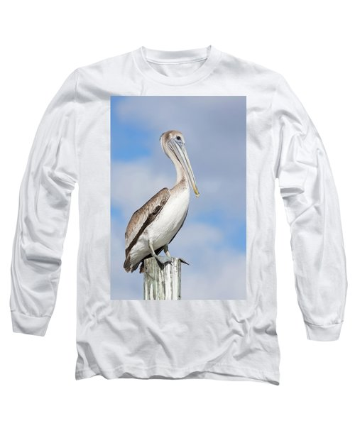 Regal Bird Long Sleeve T-Shirt