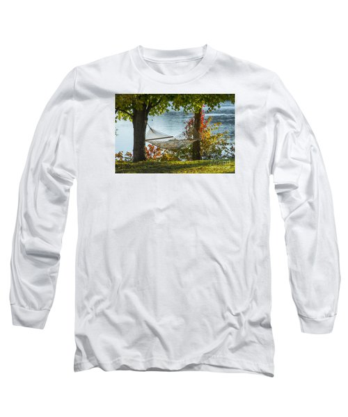Relax By The Water Long Sleeve T-Shirt by Alana Ranney