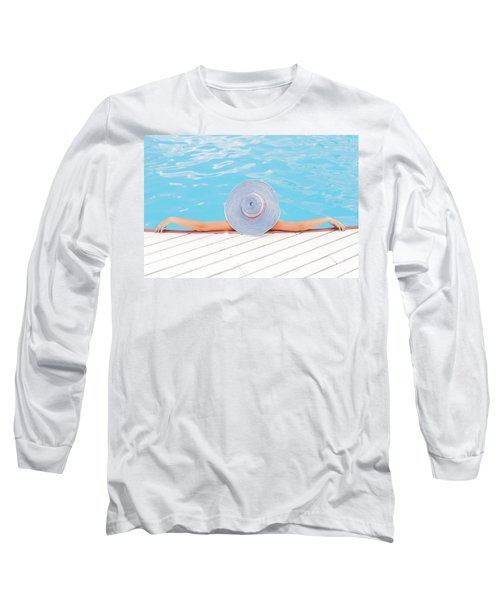 Relaxing Long Sleeve T-Shirt